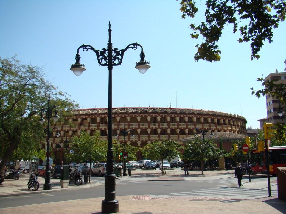 Plaza de toros de la Misericordia Zaragoza 24