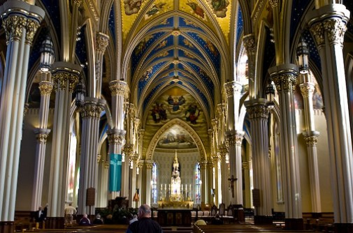 Image result for south bend basilica