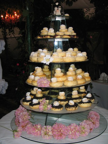Wedding Donut Cake Donuts By Cielo S David Quitoriano