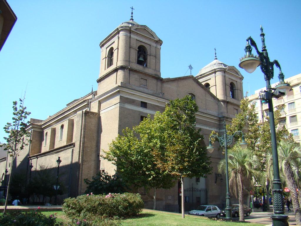 Zaragoza Iglesia Nuestra Señora del Portillo 03