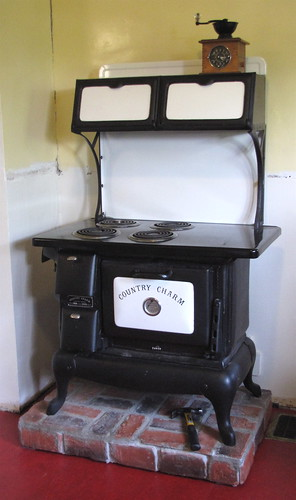Country Charm Stove In Our Kitchen IF YOU ARE SEEING