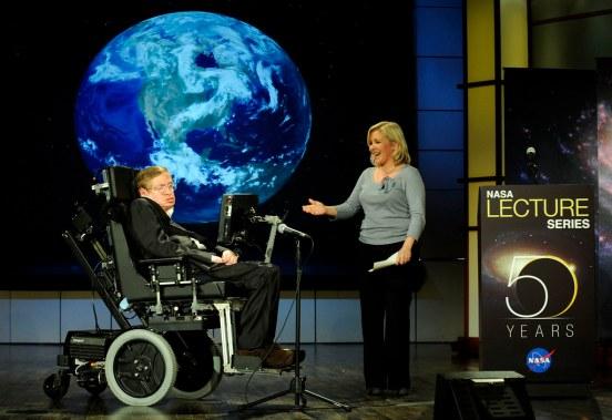 Stephen Hawking great studies