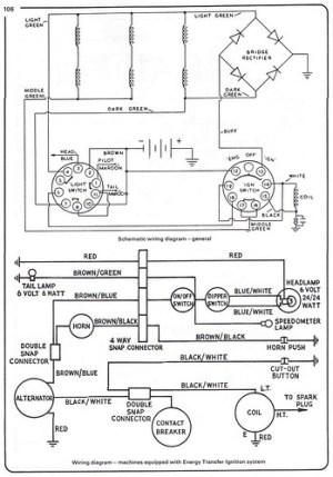 ET Wiring | Triumph Tiger Cub Wiring Diagram | Gym_x | Flickr