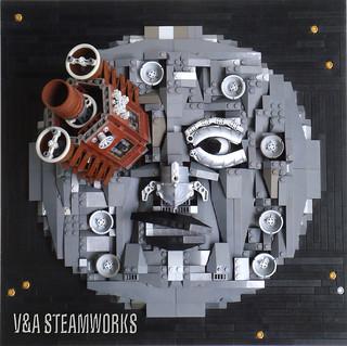 Le Voyage dans la lune - V&A Steamworks