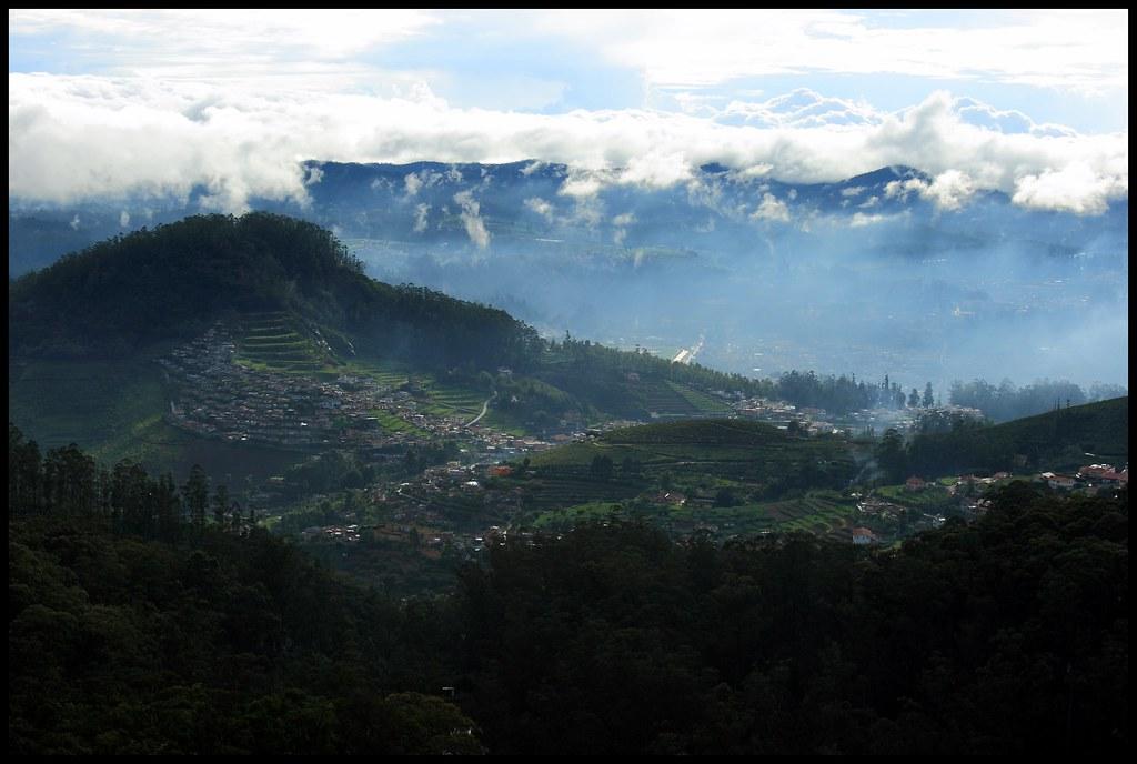 Image result for doddabetta peak images