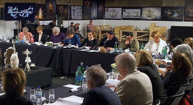 beauty-and-the-beast-table-read