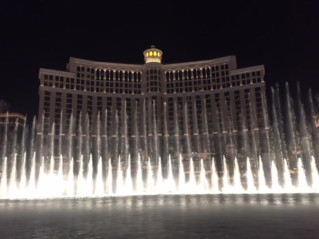 roadtrip: Las Vegas Bellagio fountains