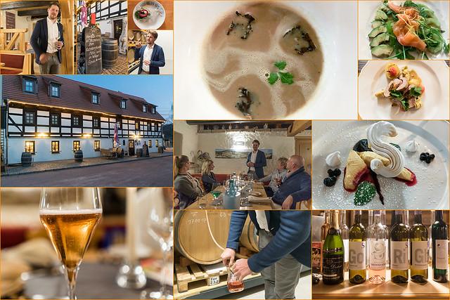 Kochsternstunden-Menü im Weinhaus Schuh