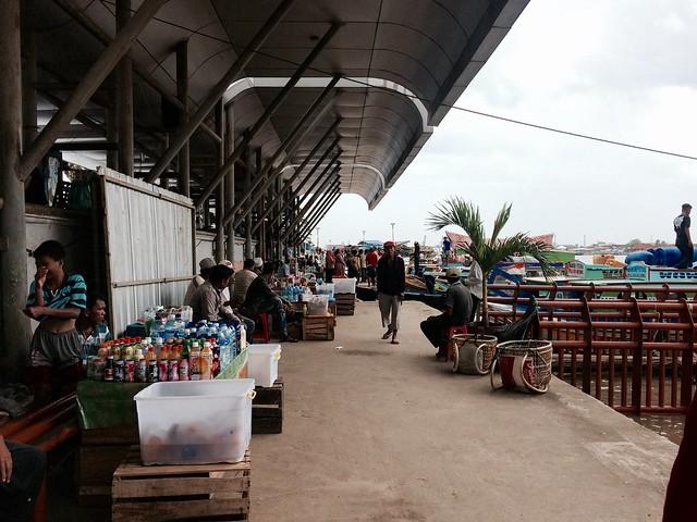 Pasar 16 ilir palembang