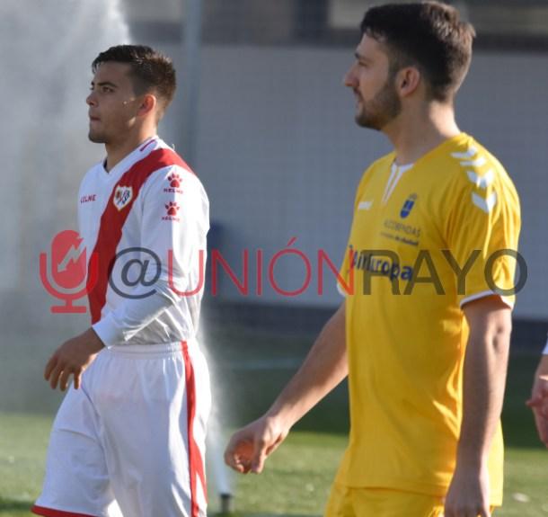 Rayo B 1-2 Alcobendas Sport