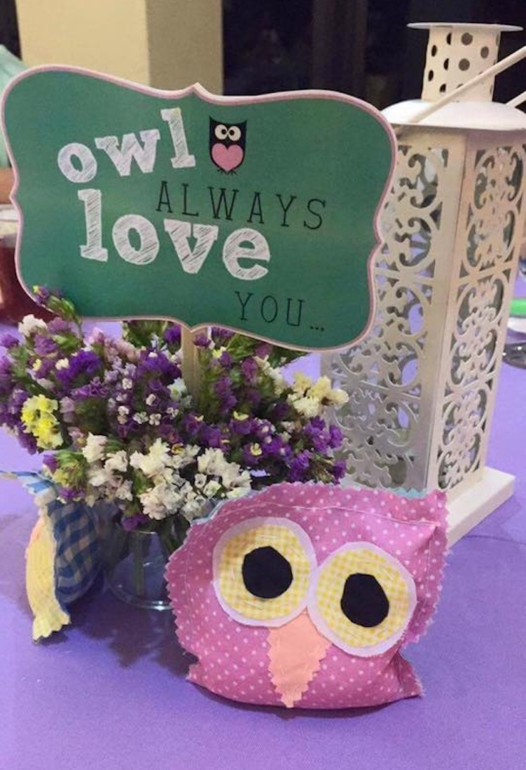 Homemade Parties DIY Party_Owl Party12