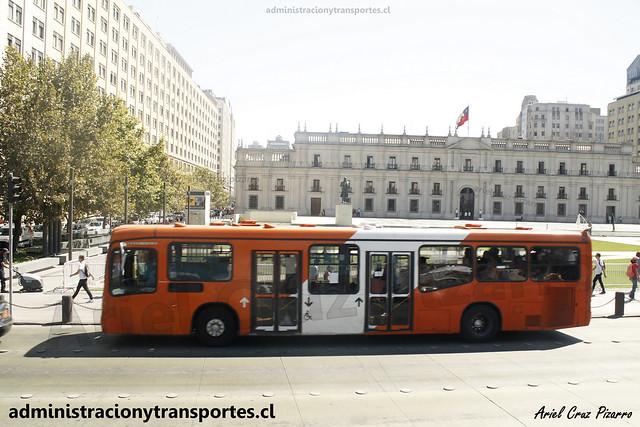 Transantiago B2P - FLXT45