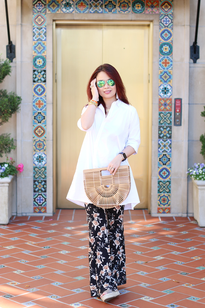 cult-gaia-ark-bag-white-shirt-floral-pants-9