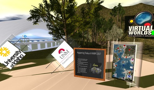 1210a896cec0 Virtual Worlds Best Practices In Education 2017 Now Open