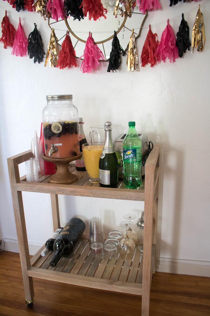 Galentine's Day Beverages