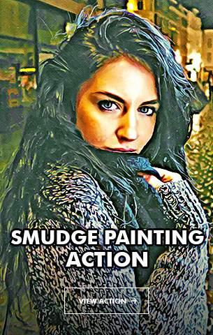 Ink Spray Photoshop Action V.1 - 89