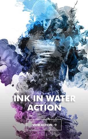 Wet Ink Photoshop Action - 11