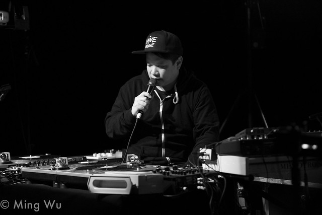 Kid Koala's Satellite Concert @ NAC Backstage