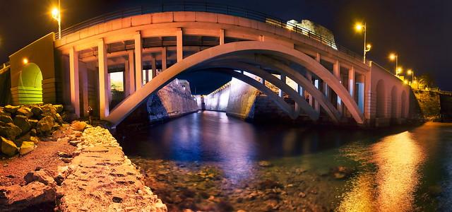 Puente Virgen de África, Ceuta