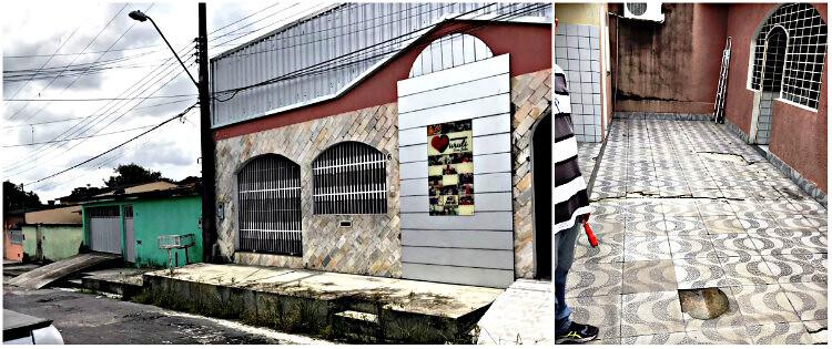 Abandonada e deteriorada: Casa de Apoio de Juruti em Manaus será reformada, casa de apoio em manaus