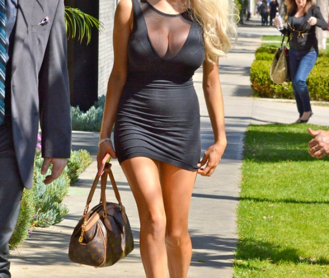 Exclusive Courtney Stodden Signs Up For Celeb Charm School By Dourtneypics