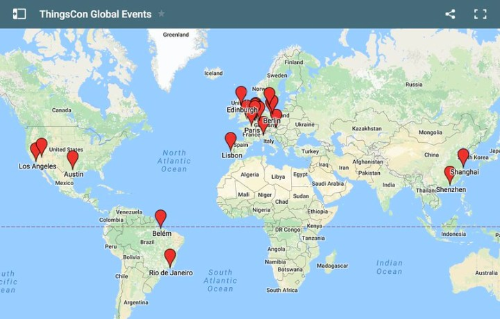 ThingsCon global events
