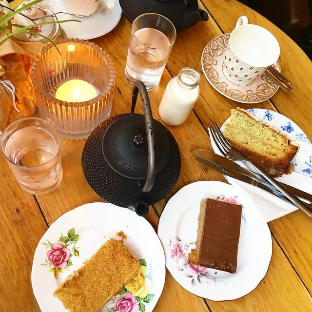 Barker Tea House and Cake