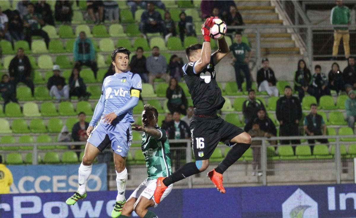 Santiago Wanderers 1-2 O'Higgins