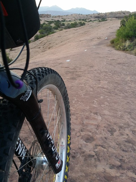 On the trail day 31