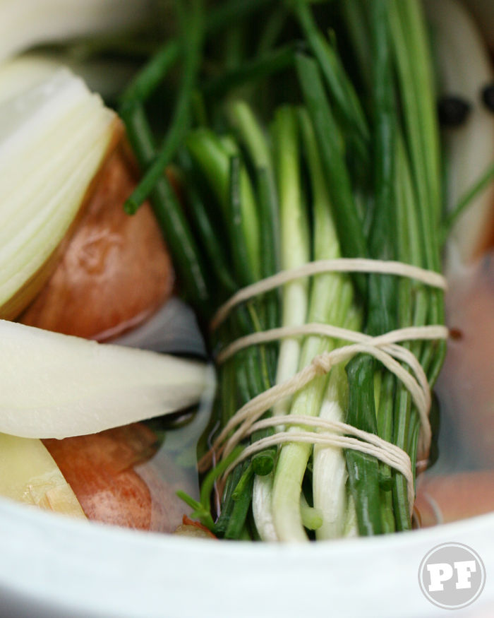Caldo de Legumes na Pressão por PratoFundo.com