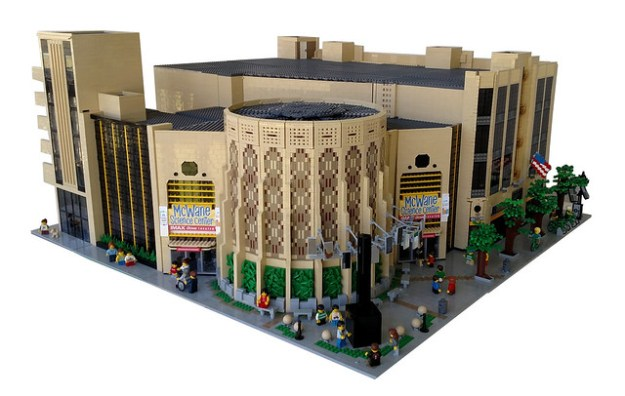 LEGO McWane Science Center