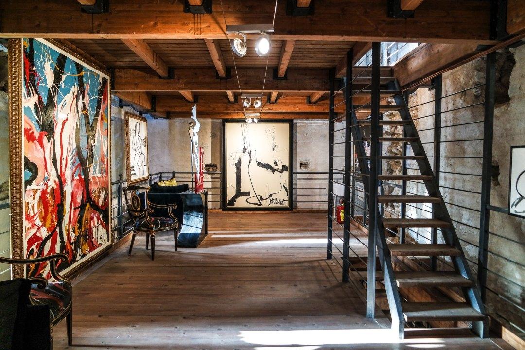 Esposizione d'arte a Borgo Lìzori