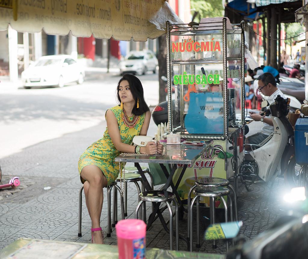 Postcard From Ho Chi Minh City