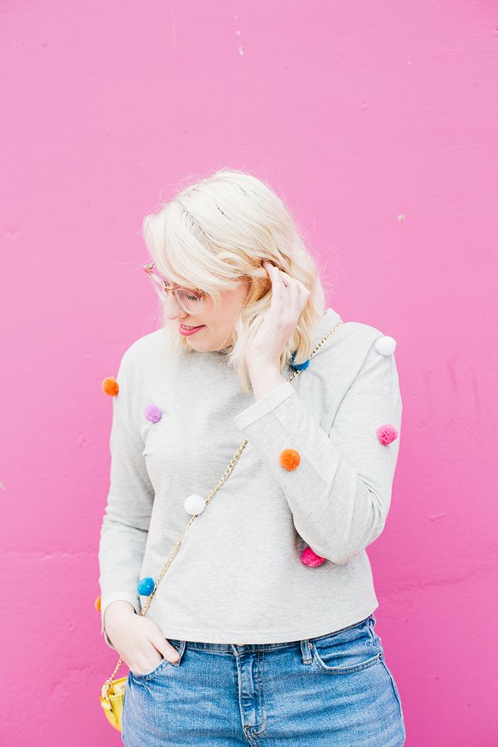 austin fashion blogger pom pom sweater16