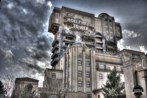 Disneyland Paris - Hollywood Tower Hotel
