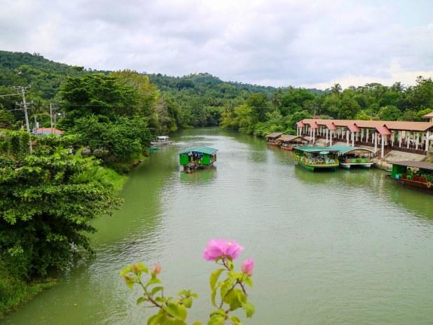 Rio Loboc Bohol