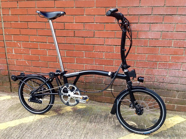 Stealth Brompton