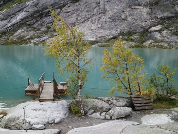 Lago Nigardsbrevatnet