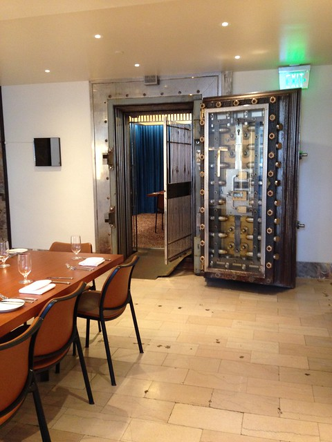 Lockbox Restaurant at Lexington KY 21c Museum Hotel