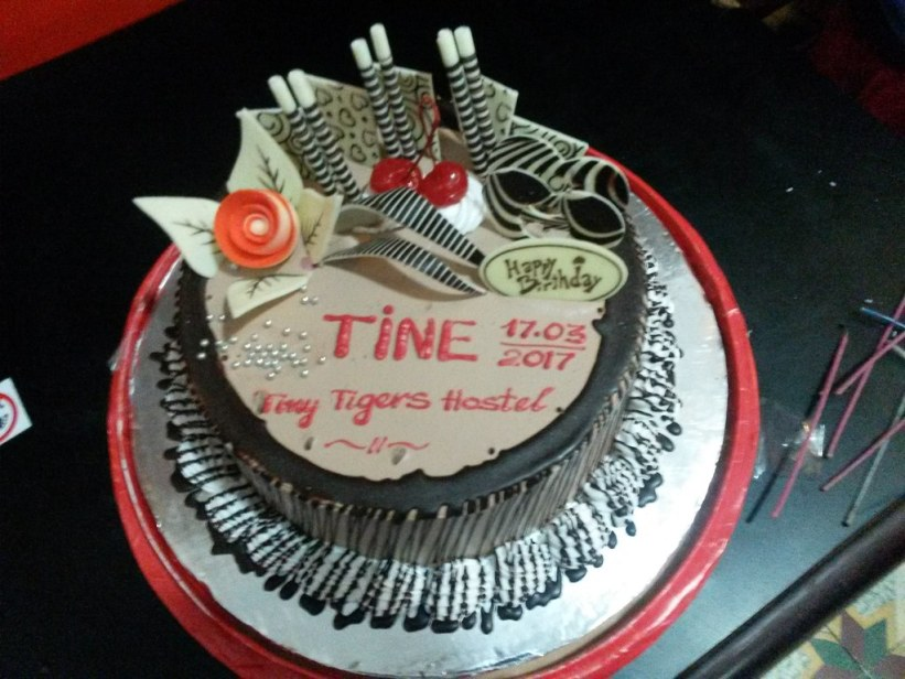 Fødselsdag i Vietnam
