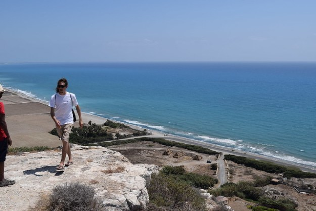 Kourion Beach Overlook