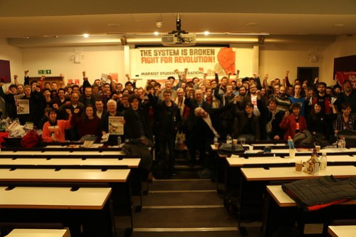 Socialist Appeal national conference 2017