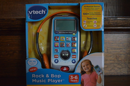 music player for kids