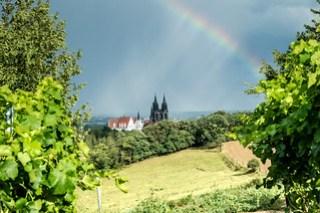 Somewhere under the rainbow...