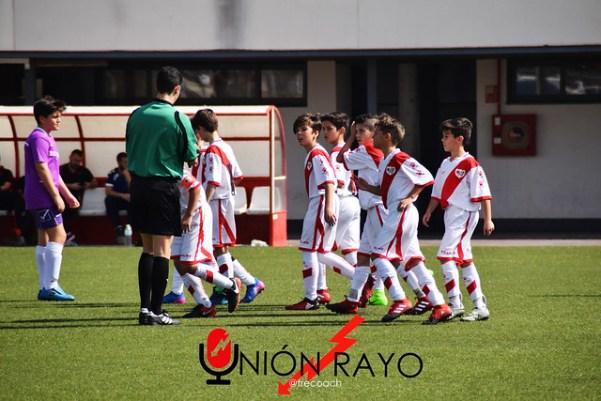 Alevín A 15-0 ADPI Rivas