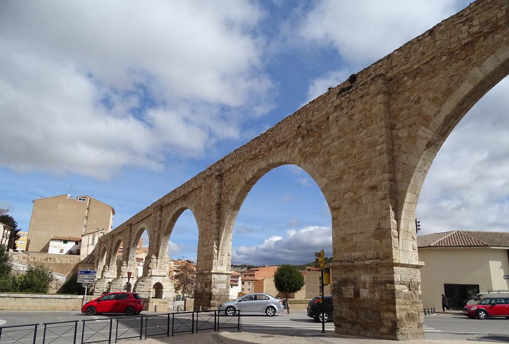 Teruel Acueducto Viaducto Los Arcos 01