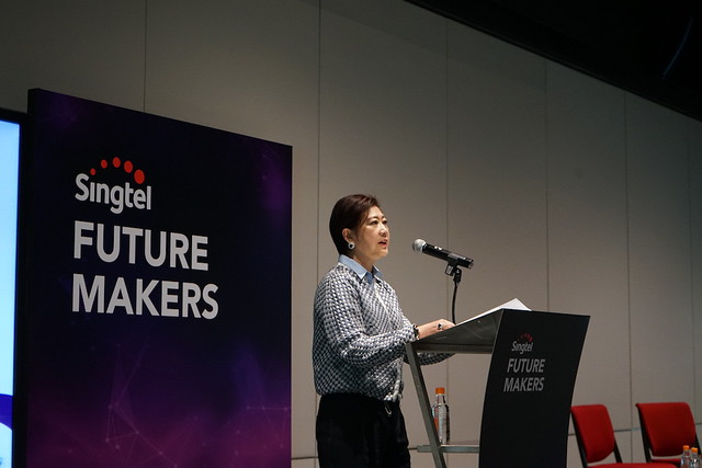 Singtel Future Makers