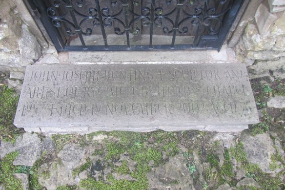 John Bunting, War Memorial Chapel, Scotch Corner