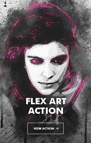 Wet Ink Photoshop Action - 52