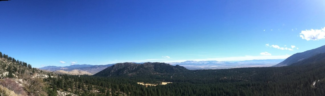 Carson Valley Panorama